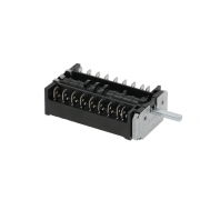 SELECTOR SWITCH FOR OVEN BEKO 263900053