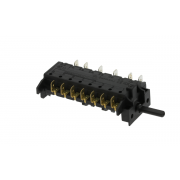 SELECTOR SWITCH FOR OVEN SMEG 811730302