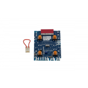 CONTROL BOARD WITH TIMER 95x62 mm